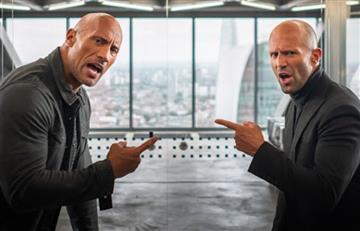 Dwayne Johnson confirmó la secuela de 'Rápidos y furiosos: Hobbs & Shaw'