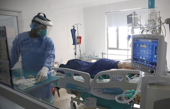 Cuerpo desaparecido coronavirus Santa Marta