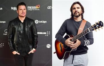 """Dani Martín anuncia una colaboración con Juanes titulada """"Los huesos"""""""