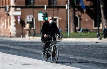 Italia habría llegado al pico de contagios del coronavirus