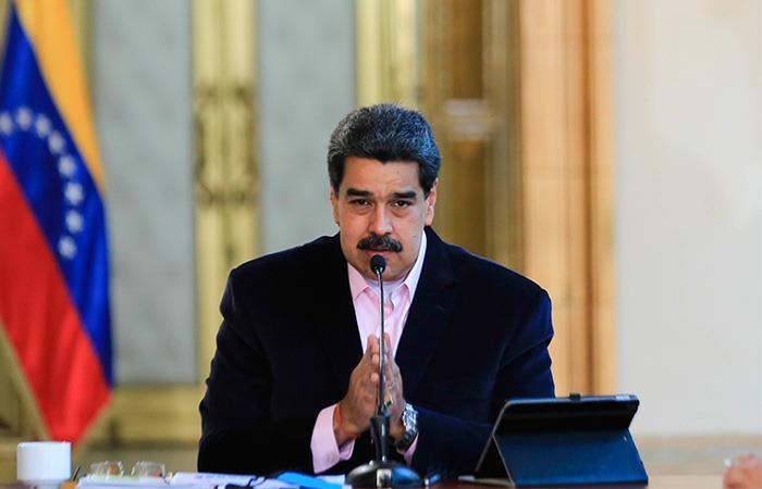 Respuesta Venezuela propuesta gobierno de Transición Estados Unidos Nicolás Maduro Juan Guaidó