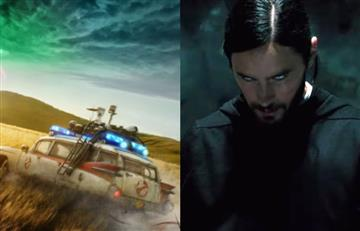 """Sony aplaza los estrenos de """"Ghostbusters"""" y """"Morbius"""" por coronavirus"""