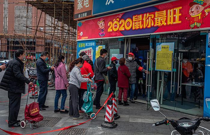 Wuhan fue el epicentro del coronavirus en el mundo. Foto: EFE