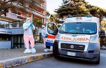 Más de 13.000 personas han fallecido en Italia por el COVID-19