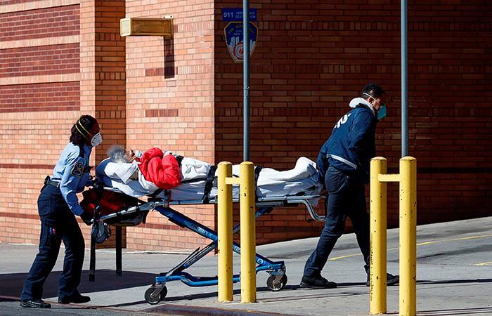 Estados Unidos se prepara para miles de casos más de COVID-19. Foto: EFE