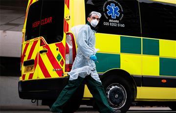 Más de 500 fallecidos por coronavirus en Reino Unido en un tan solo un día