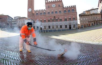 Italia extenderá la cuarentena total hasta el 13 de abril