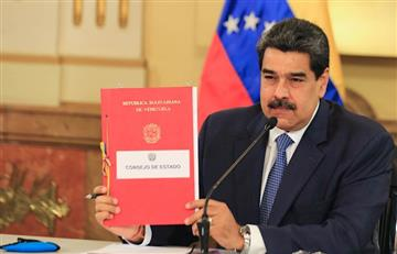 Maduro donará máquinas para detección de coronavirus a Colombia