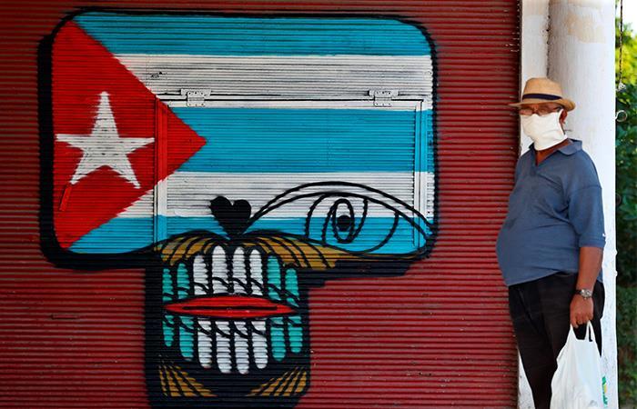 Cuba ya presenta más de 200 casos de coronavirus. Foto: EFE