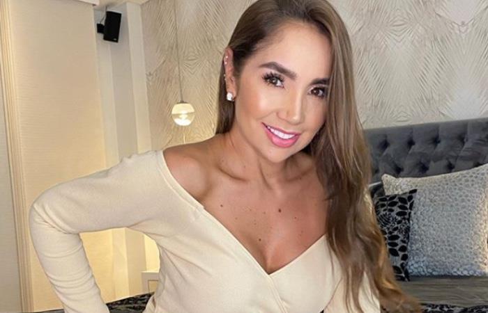 Paola Jara confesó estar pasando por un mal momento económico