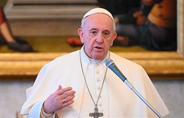 El papa Francisco rezó por la labor de los medios de comunicación