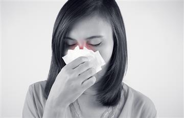 Aprende a hacer un vapor mentolado natural para la congestión nasal