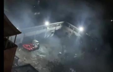 """""""Ningún atentado, eran fuegos artificiales"""": aseveró la Policía"""