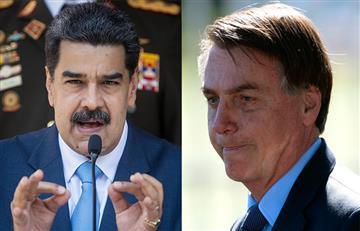 """Brasil apoya el """"gobierno de transición"""" que propone Trump en Venezuela"""