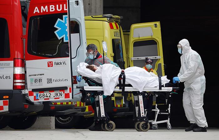 Cifras muertos contagiados coronavirus en España COVID19