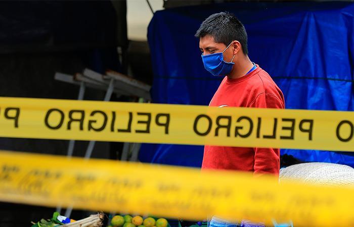 La pandemia de COVID-19 tiene en jaque la mundo entero. Foto: EFE