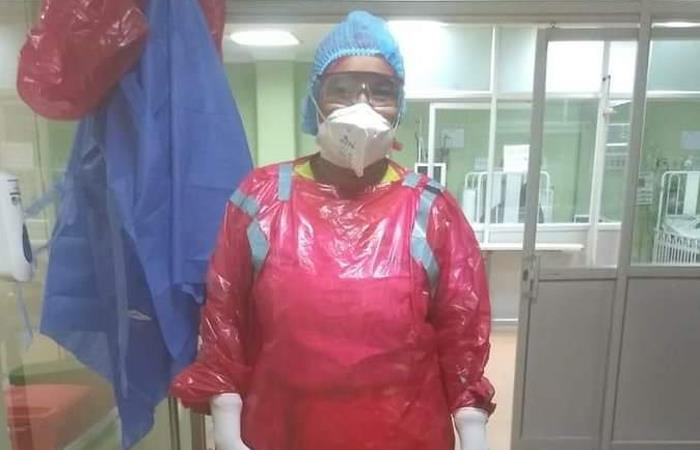 La precariedad en los hospitales también es fuente de críticas. Foto: Twitter