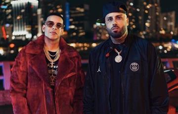 """""""Muévelo"""" de Daddy Yankee y Nicky Jam es número uno en los principales listados musicales"""
