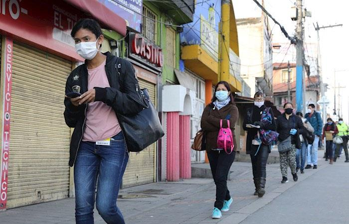 Casos coronavirus Colombia 3 de abril 2020