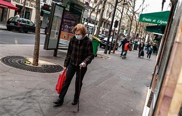 Francia ya llegó a 6.500 fallecidos por la pandemia del COVID-19