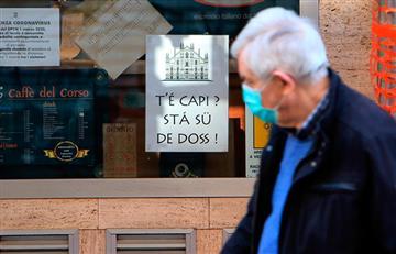Italia está por llegar a los 15.000 fallecidos por el COVID-19