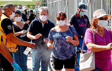 Chile ya registra más de 3.700 contagiados y 22 fallecidos por el COVID-19