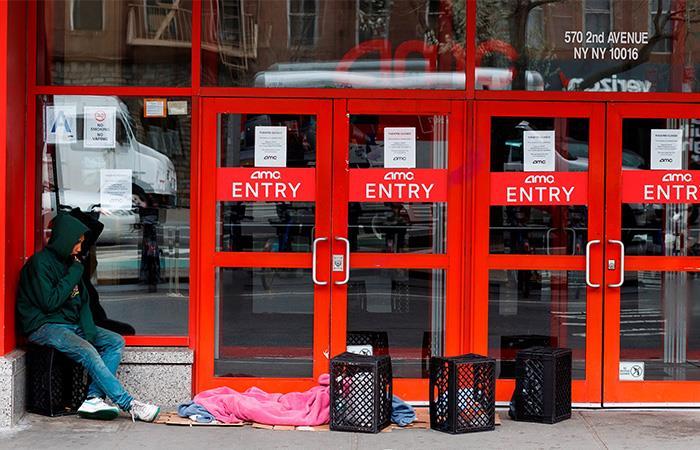 Nueva York suma casi la mitad de casos de COVID-19 en todo EE.UU. Foto: EFE