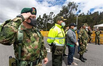 Operación fronteriza entre Ecuador y Colombia busca 'parar' el covid-19