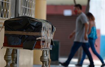 """Ecuador informó que ya van 145 fallecidos """"oficiales"""" por el coronavirus"""