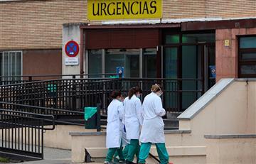 España registró 932 fallecidos en un solo día por el coronavirus