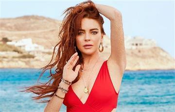 Después de 12 años, Lindsay Lohan regresa a la música con una nueva canción