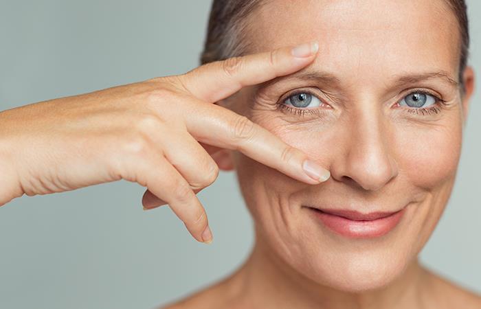 Remedio casero para las arrugas. Foto: Shutterstock