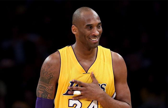 Kobe Bryant Salón de la Fama NBA