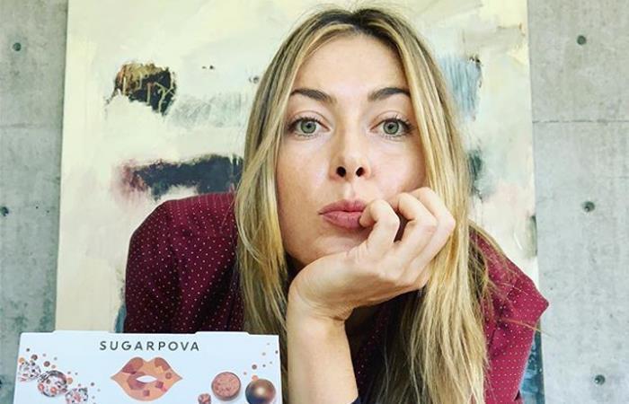 Maria Sharapova número de teléfono cuanrentena coronavirus
