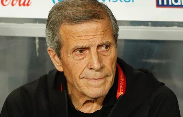 Tabarez dirigió a Uruguay desde 2006. Foto: Instagram
