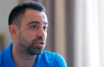 Xavi donó un millón de euros para combatir la pandemia del COVID-19