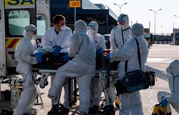 Colombia alcanza los 35 muertos y se acerca a los 1.500 contagios