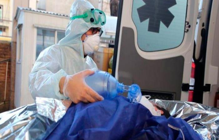 1.485 contagios y 35 muertes — Coronavirus
