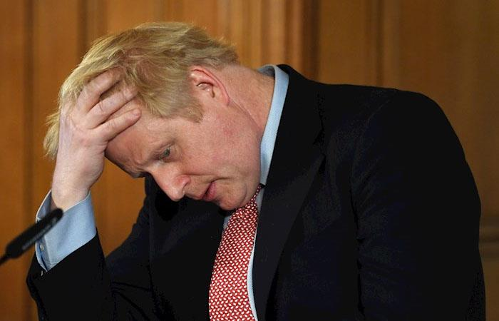 Boris Johnson cuidados intensivos coronavirus