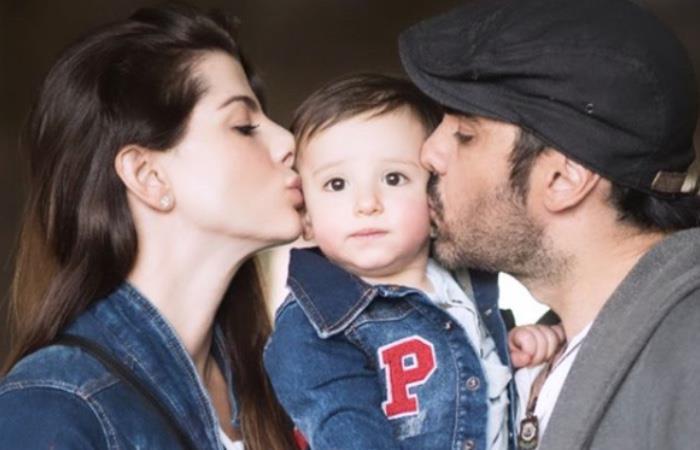 Lincoln Palomeque publicó un video dando un paseo con su hijo. Foto: Instagram