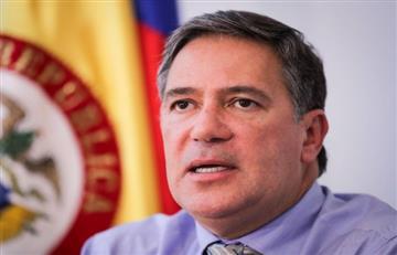 Embajador Sanclemente renuncia a su cargo tras escándalo de narcolaboratorio