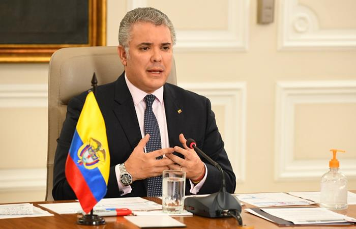 Presidente Iván Duque anuncia se mantiene cuarentena 27 abril
