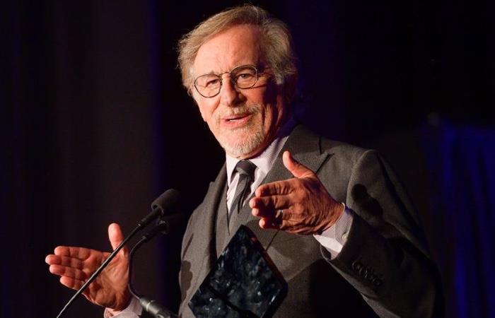 Steven Spielberg dona comida y 500.000 dólares a hospitales por coronavirus