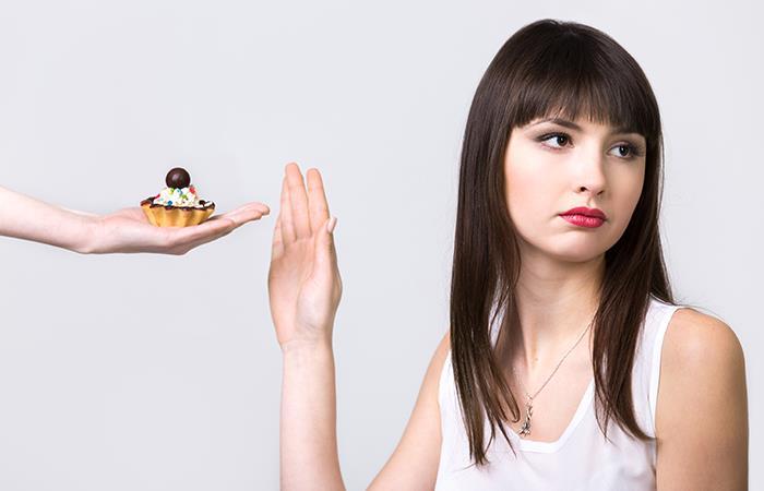 Alimentos saludables reemplazar dulce