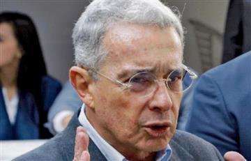 Álvaro Uribe desmintió supuesto contagio por coronavirus