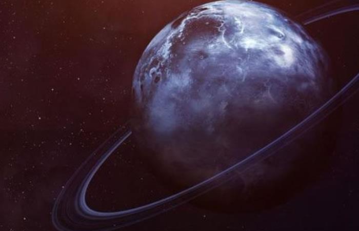 Ciencia: sistema solar Urano