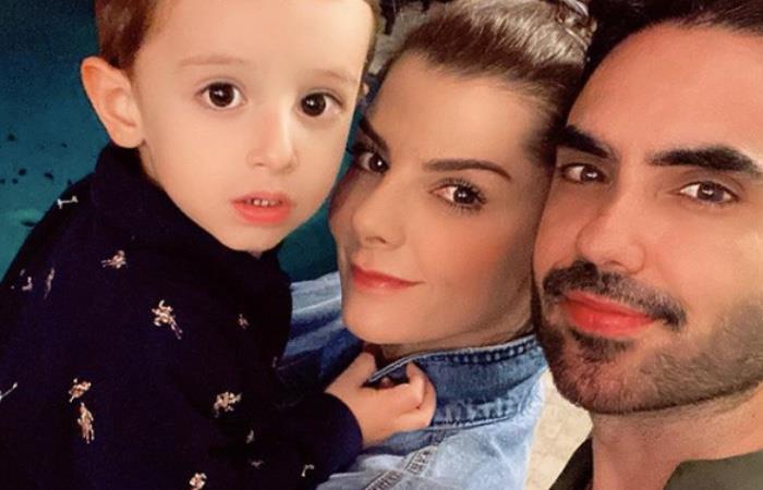 El hijo de Carolina y Lincoln cumplió 3 años el 6 de abril. Foto: Instagram