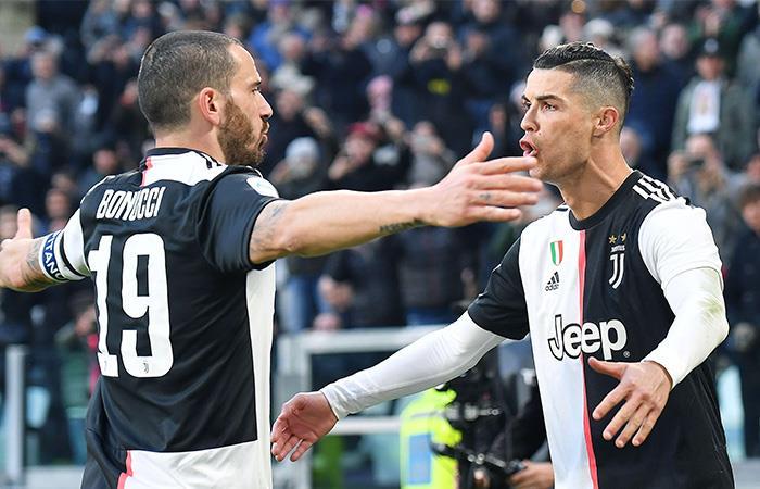 El fútbol italiano es uno de los máximos perjudicados por el coronavirus. Foto: EFE