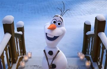 """'Olaf' de """"Frozen"""" protagonizará una serie de cortos hechos en casa"""