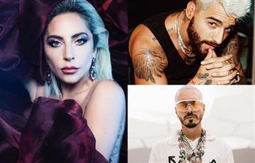 Lady Gaga, Maluma, J Balvin y más estrellas darán un concierto solidario por el COVID-19